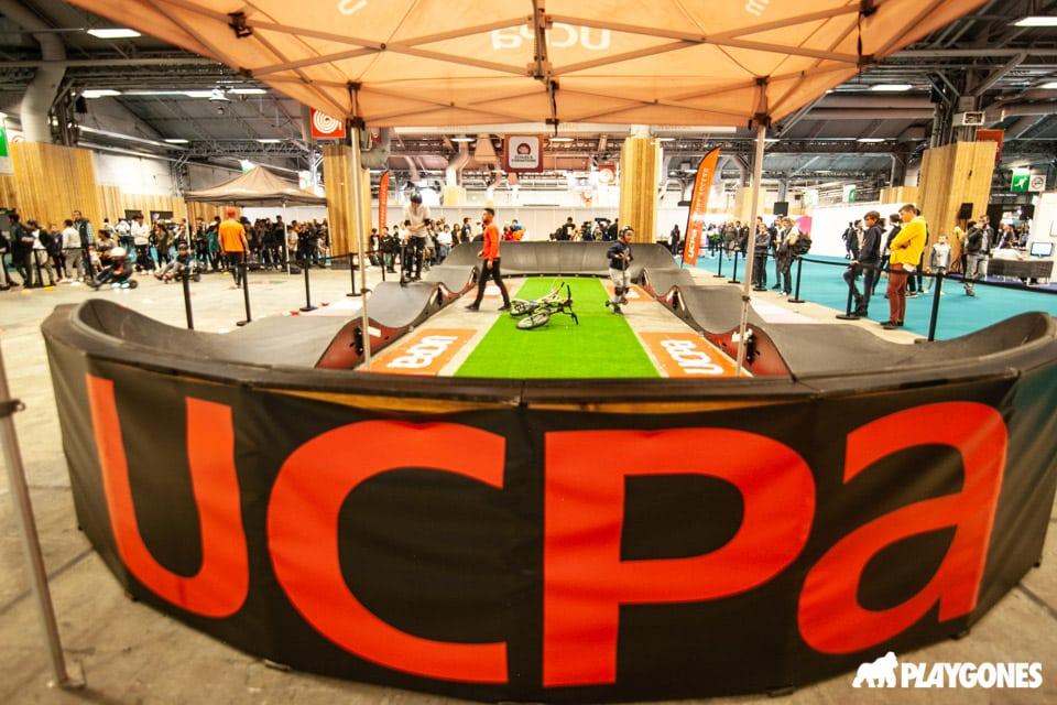 UCPA PGW18 44 - Réalisations pumptracks modulaires